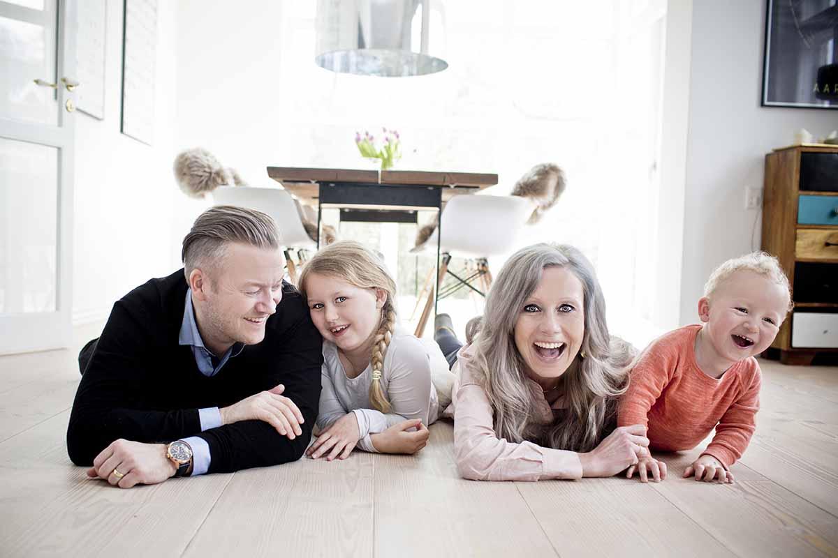 familie foto Roskilde