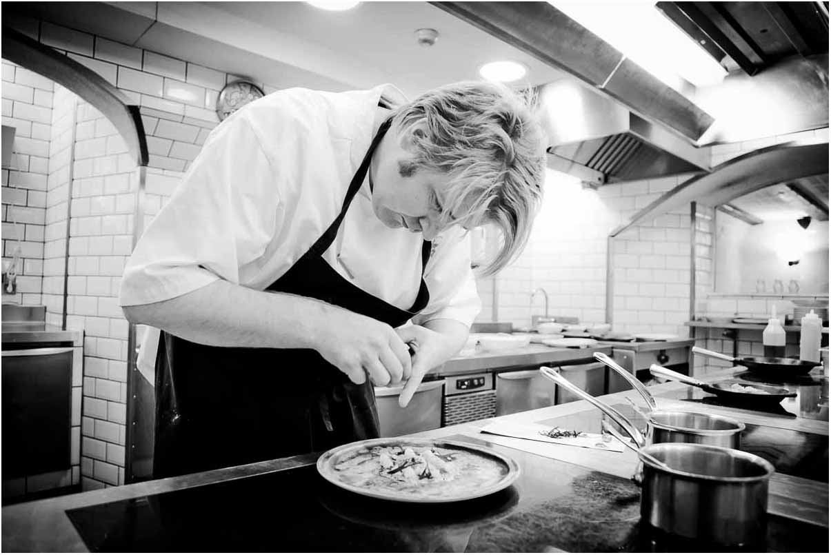 erhvervsfoto kok Roskilde