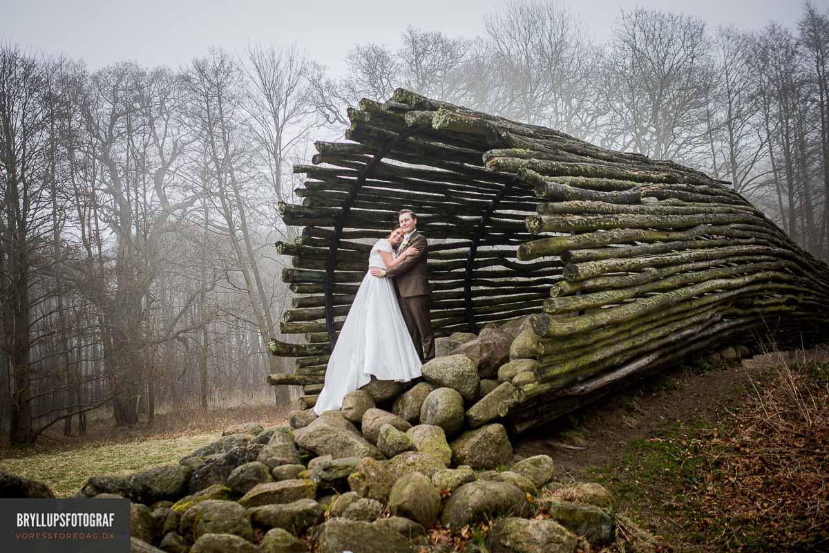 esbjerg brudepar