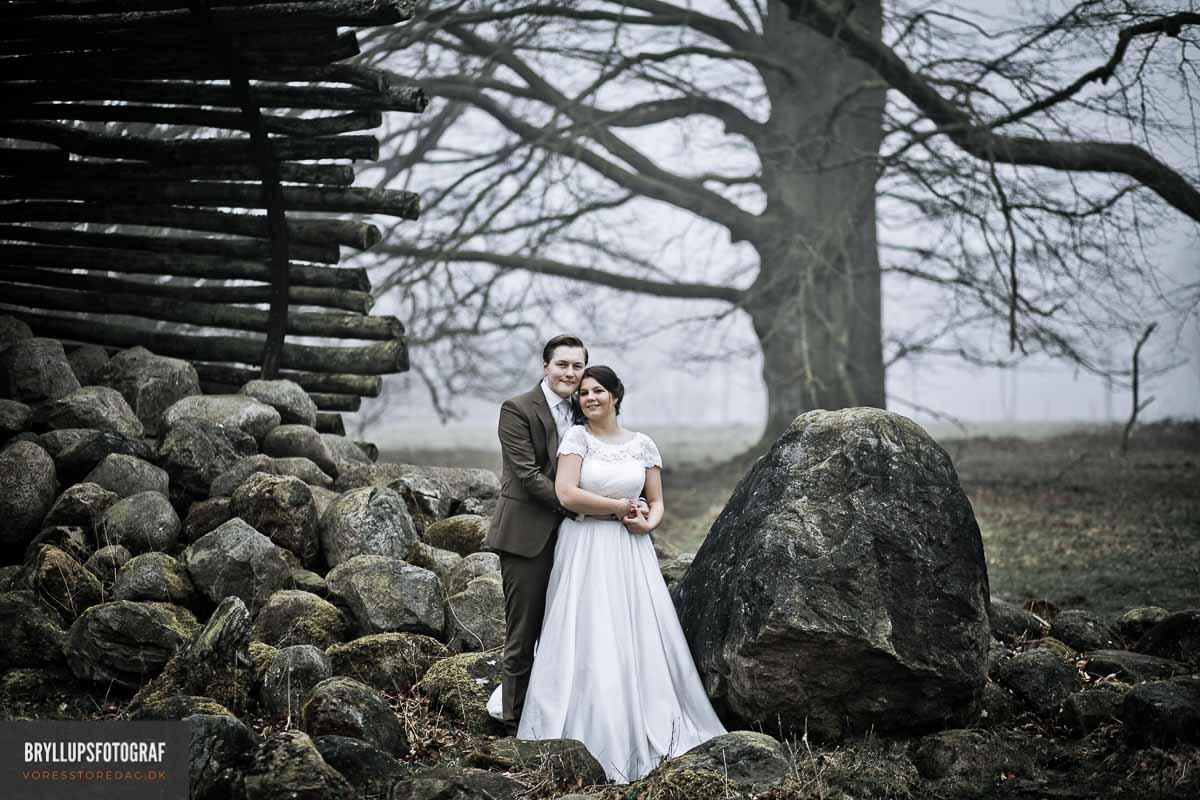 Kjolen Trash The Dress - Bryllupsfotograf Sjælland - Fotograf Sjælland
