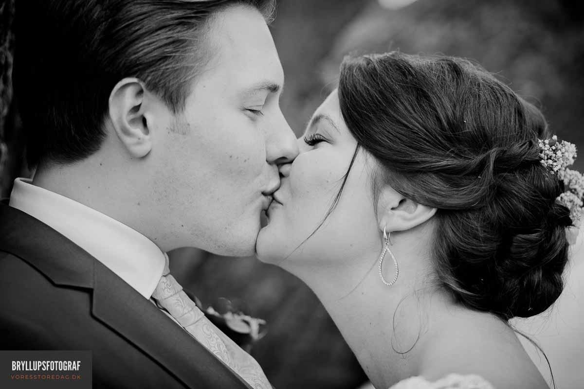 Prof. Bryllupsfotografering | Forevig jeres store dag