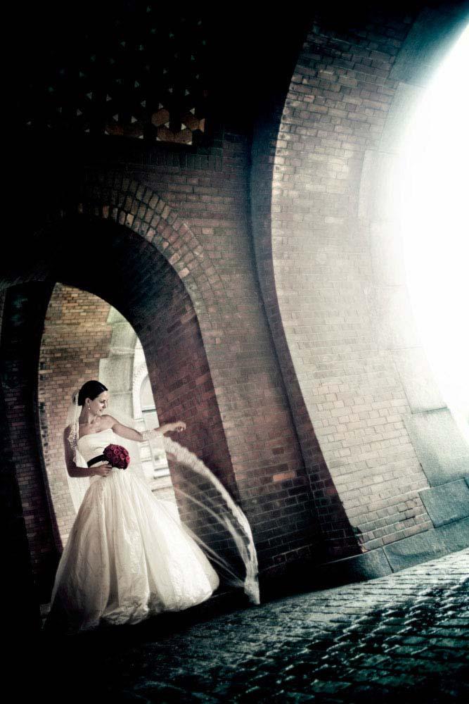kreative bryllupsfoto Roskilde
