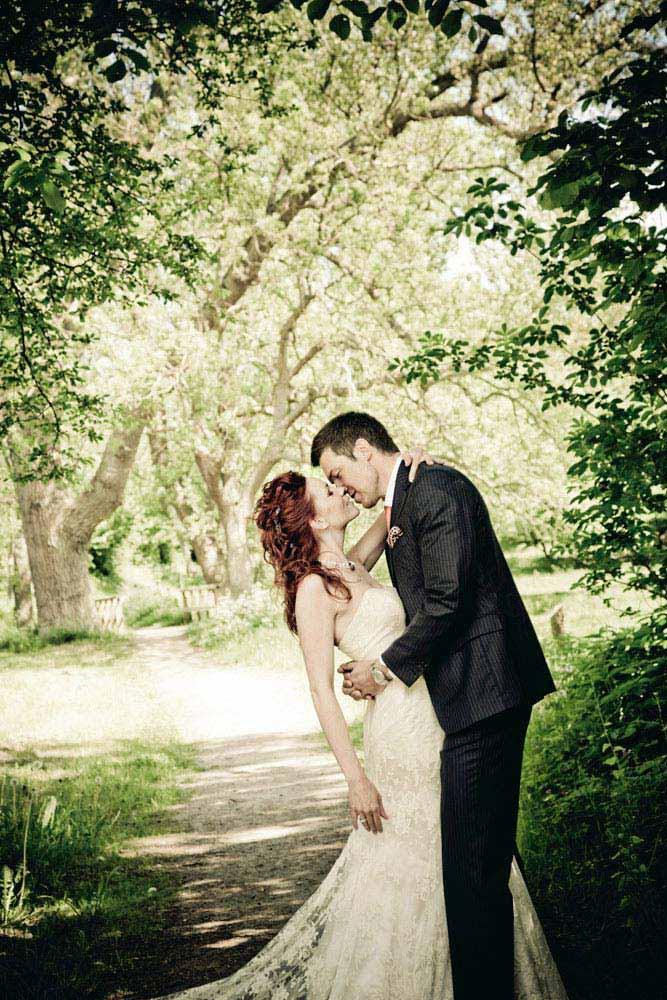 Danmarks bedste bryllupsfotografer Roskilde