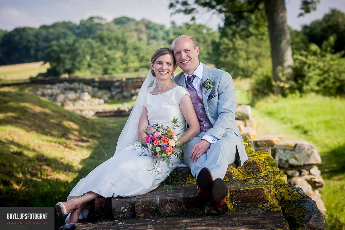 Bryllupsfotograf - Bryllupsfotograf til magiske bryllupsbilleder