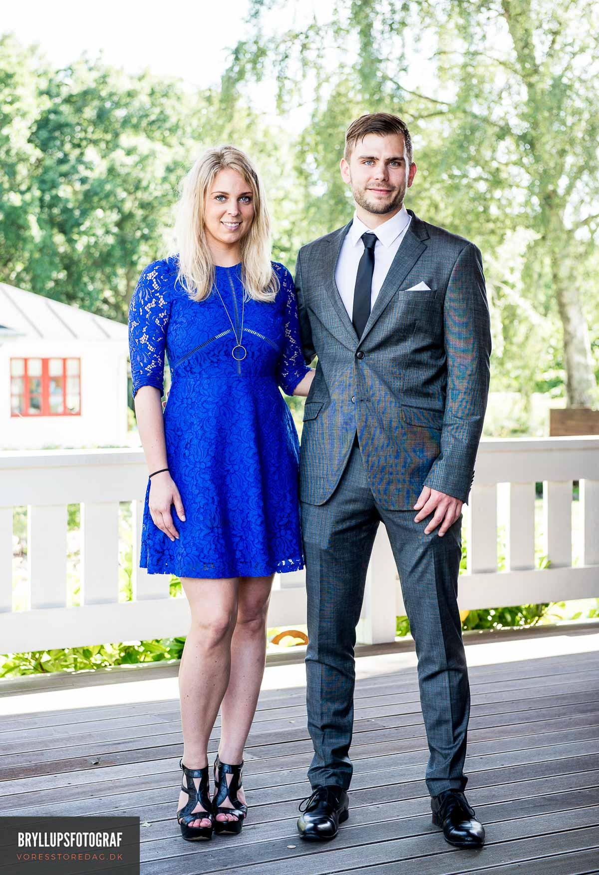 bryllup gæster Roskilde