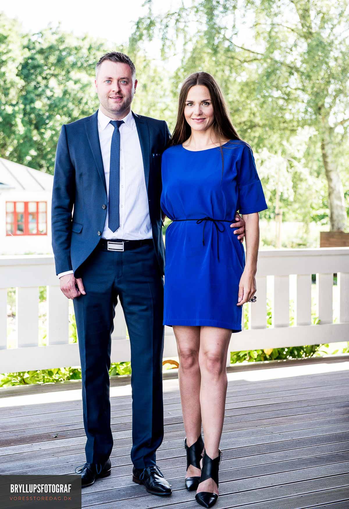 bryllupsgæster Roskilde