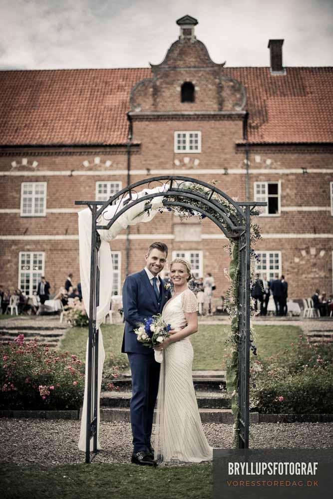 en dygtig bryllupsfotograf Roskilde