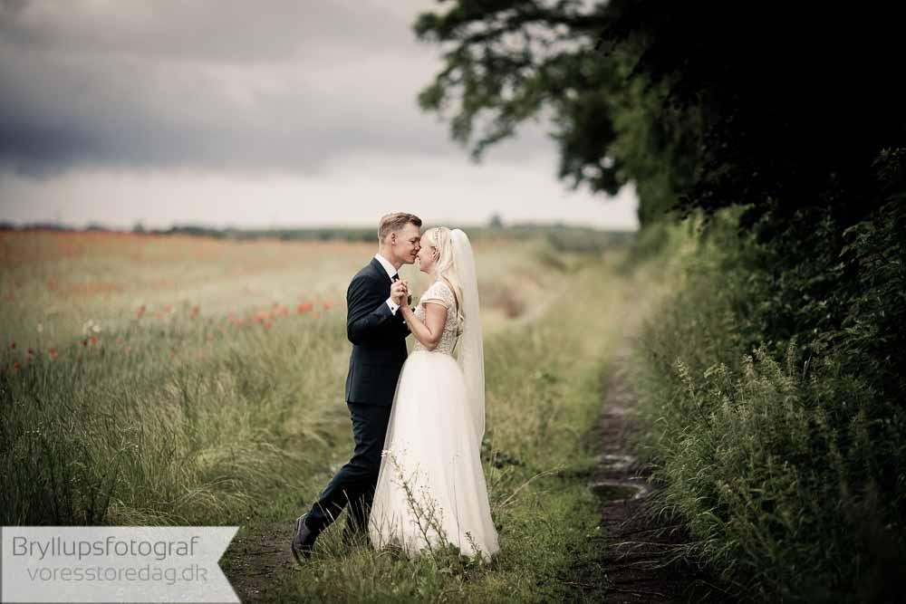 Trudsholm Gods bryllup