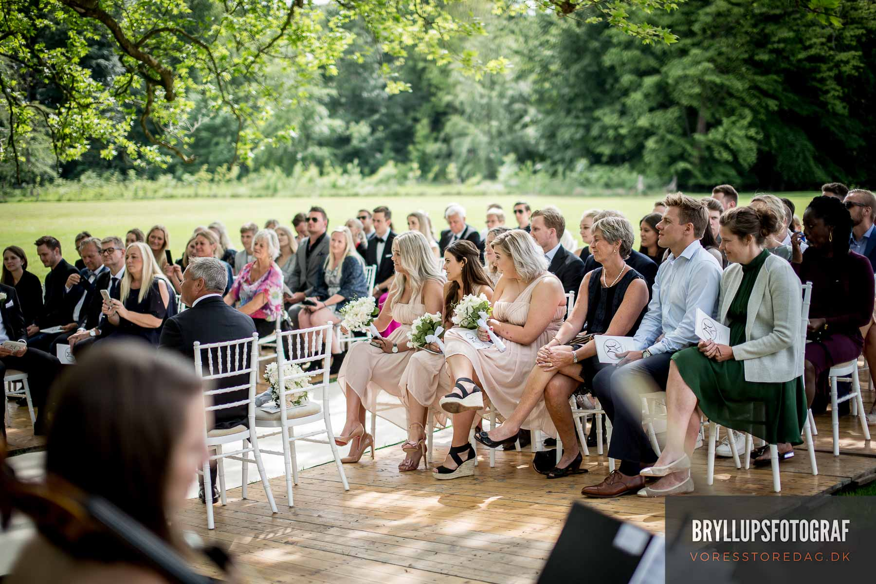 Bryllupsfotograf i KBH | Dækker på hele Sjælland og Fyn