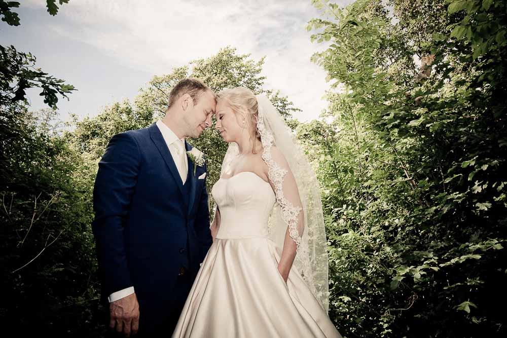 Ryegaard og Trudsholm Godser bryllup