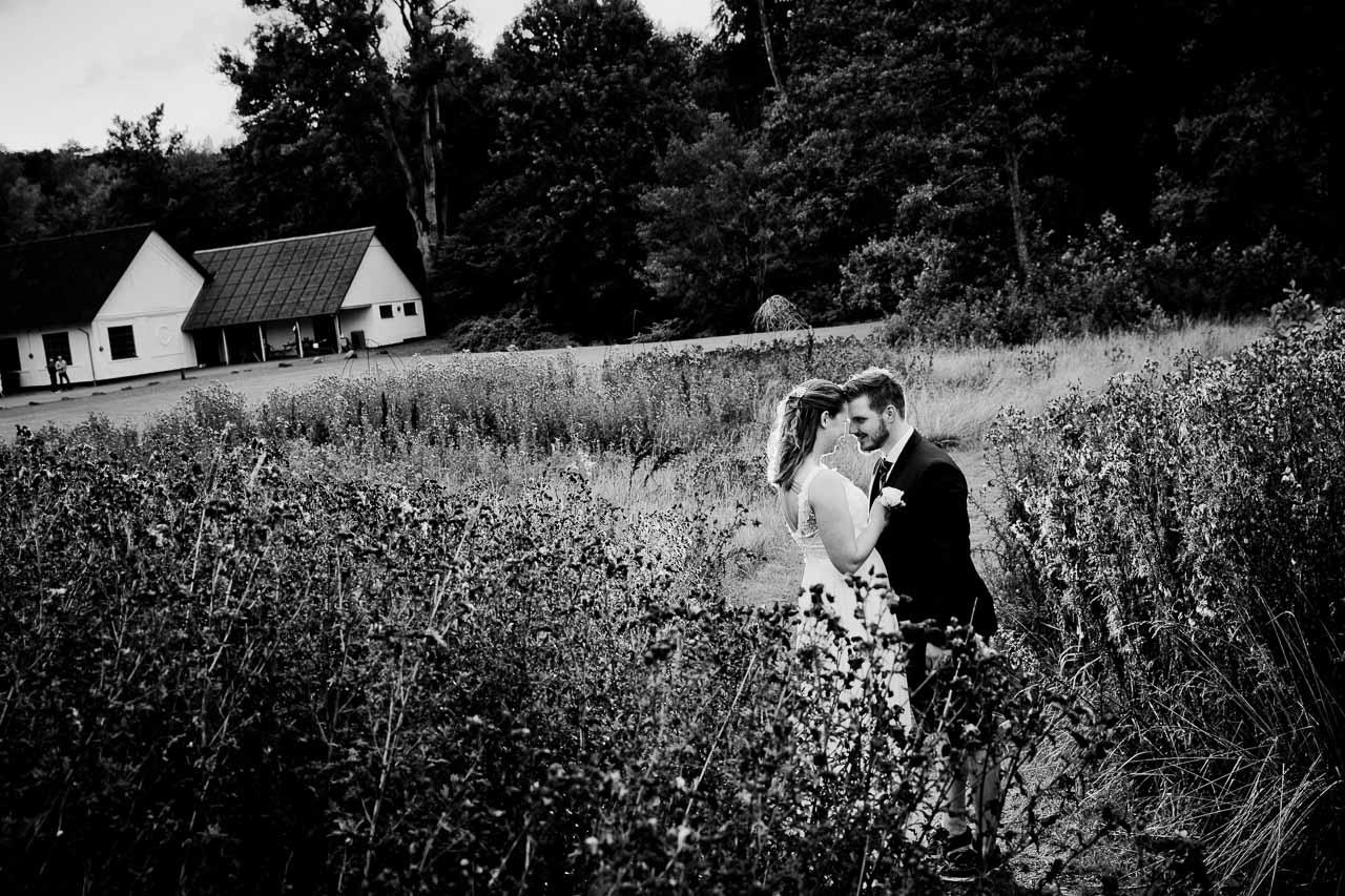Bryllupsfotografer i Roskilde